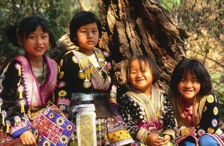 タイの人々の本性とは?