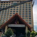 チェンマイ一コスパ最強のグランドビューホテルのランチビュッフェご紹介