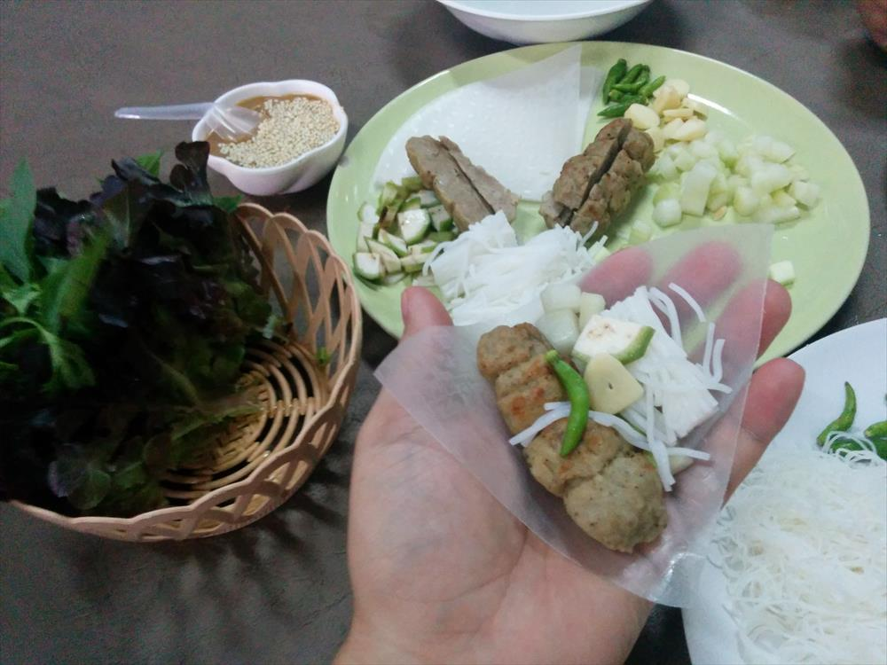 チェンマイでタイ料理に飽きたらベトナム料理「フォー・ビエンチャン」へ
