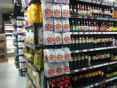 MAYAは観光客の方々にも大変おすすめ リンピンスーパーマーケット