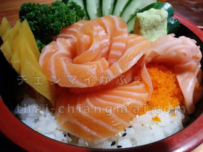 チェンマイのニマンヘミン界隈で大人気のお寿司屋さん「ai寿司」は早めに出陣すべし