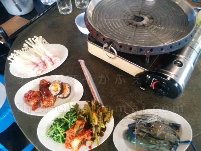 【バックパッカーにオススメ】タイのチェンマイでコスパ最強の韓国焼肉食べ放題!