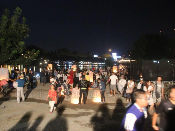 2018年向け!タイのチェンマイ「ロイクラトン」と「コムローイ」を同時に楽しむ方法