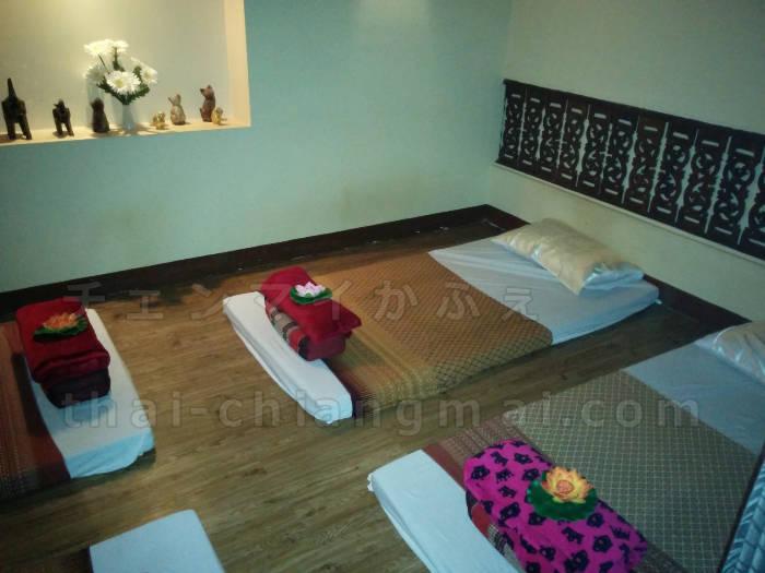 タイのチェンマイでオススメの雰囲気の良いマッサージ店「Varalee Massage」