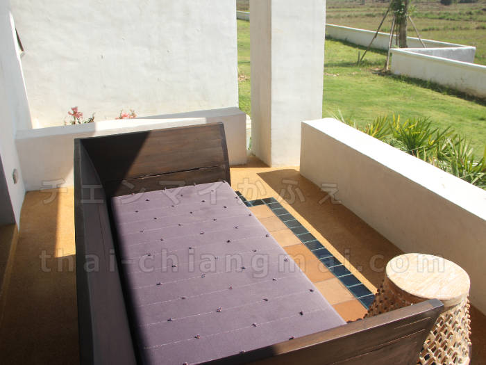 スコータイのかなりオススメのホテル!「Sriwilai Sukhothai Resort」で遺跡を見ながら朝食を