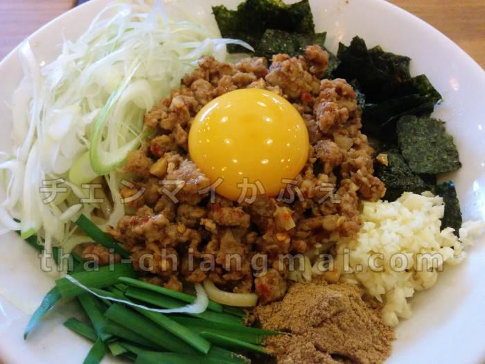 タイのチェンマイでつけ麺を食べたいなら絶対ここ!「つけ麺55」inプロムナーダ まぜ蕎麦