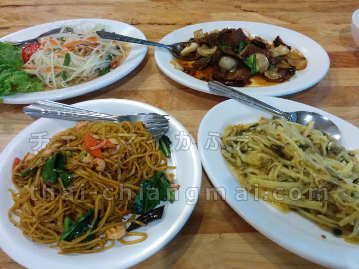 ナイトバザールエリアの気軽に食べられる中華といえばここ!